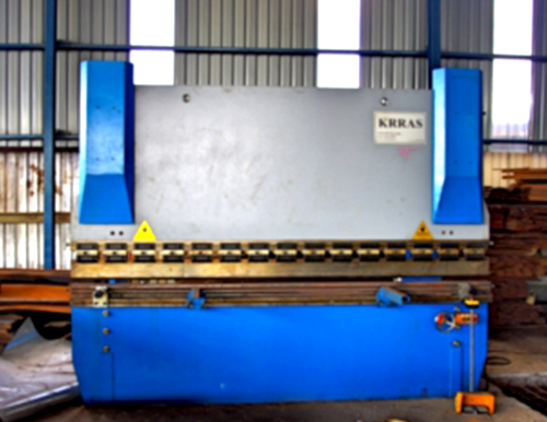 Hydraulic Press Brake 110 Tons x 3100mm (L)