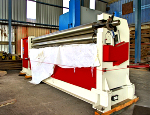 3mm x 2800mm (L) Hydraulic Rolling Machine