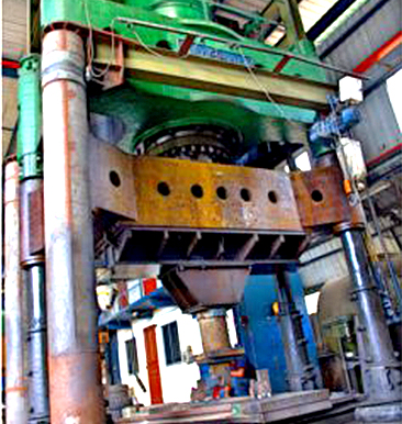 Hydraulic Forming 1000tons x 4000mm (L)